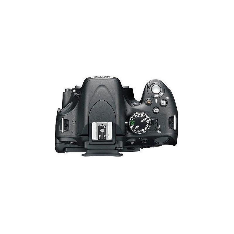 Nikon D5100 + Tamron 18-200mm VC