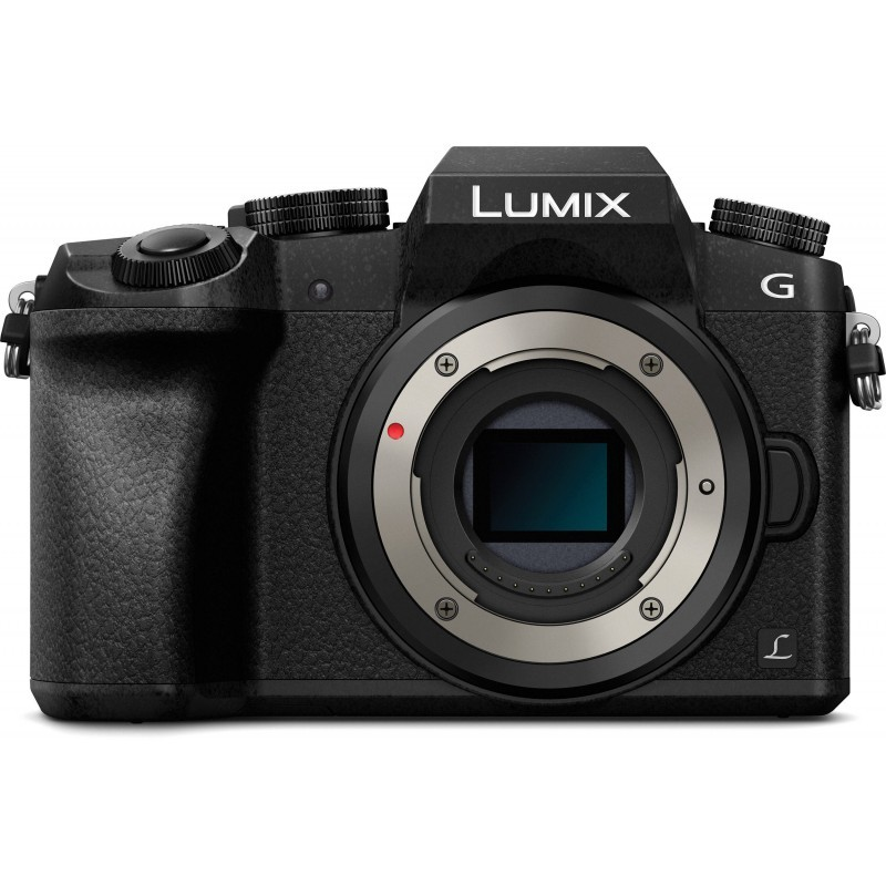 Panasonic Lumix DMC-G7 + 14-42mm + 45-150mm Kit, must
