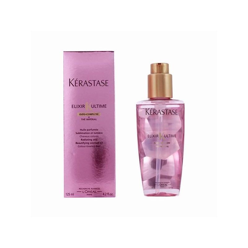 kerastase elixir ultime th imprial cheveux colors 125 ml - Kerastase Cheveux Colors