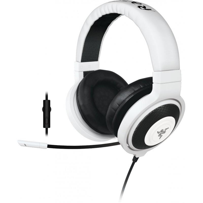 Razer kõrvaklapid + mikrofon Kraken Pro 2015, valge