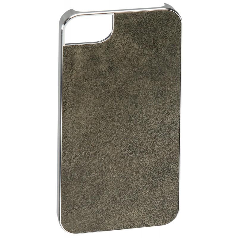 the best attitude 09a35 30fb7 Sena case Ultrathin Snap iPhone 5/5s/SE, green/silver