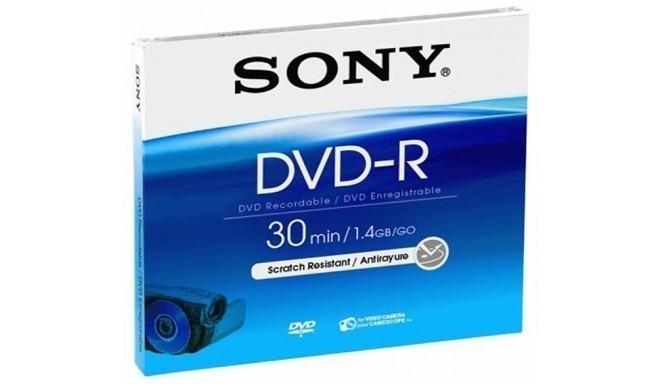 Sony DVD-R 1,4GB 30min mini