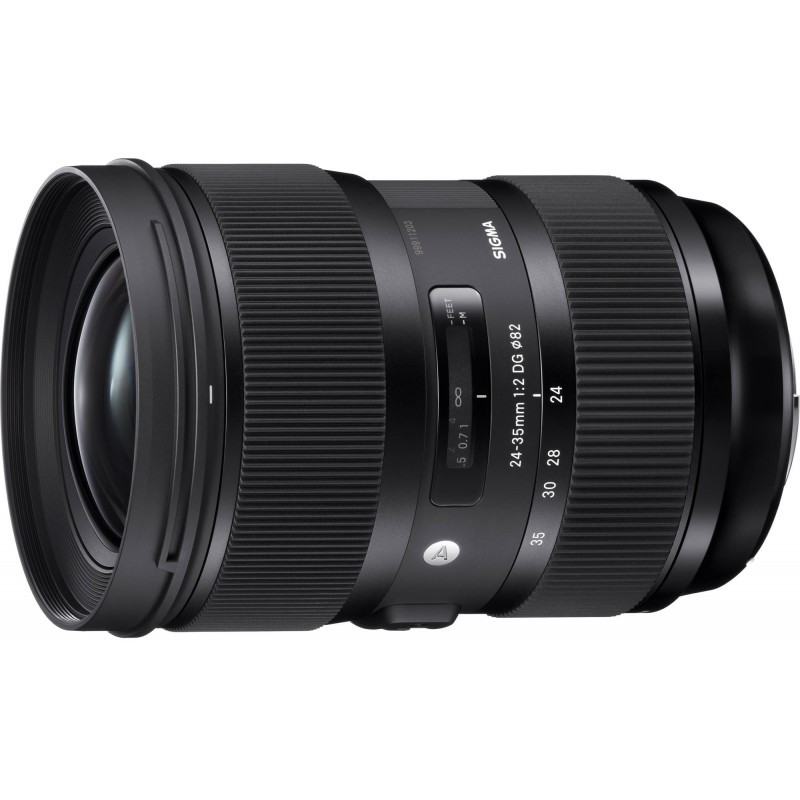 Sigma 24-35mm f/2.0 DG HSM objektiiv Nikonile