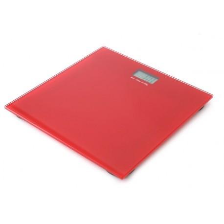Omega весы для ванной OBSR, красные