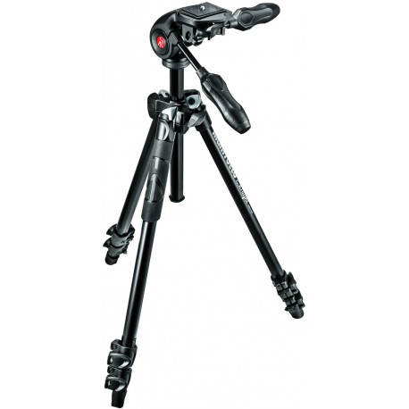 Manfrotto tripod kit MK290LTA3-3W