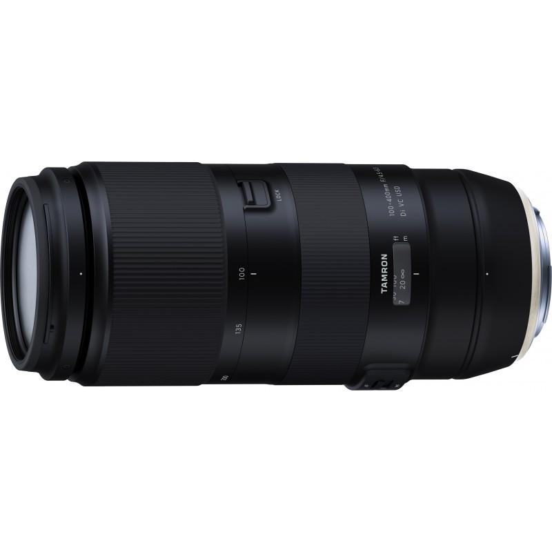 Tamron 100-400 vv f/4.5-6.3 Di VC USD объектив для Canon