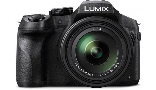 Panasonic Lumix DMC-FZ300, черный
