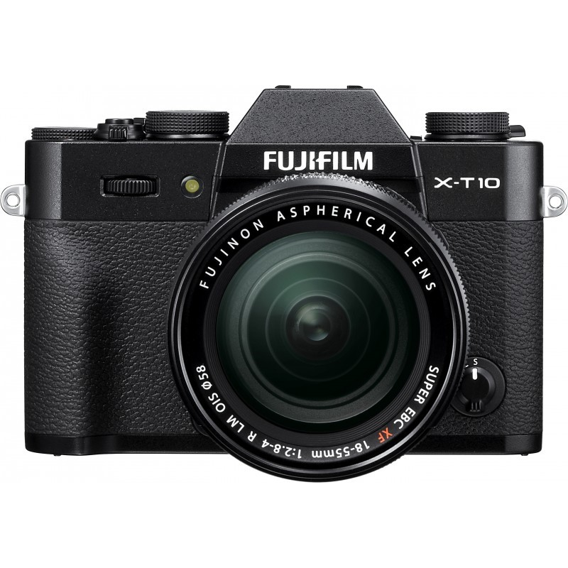 Fujifilm X-T10 + 18-55mm Kit, must