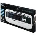 Roccat klaviatuur Isku FX US, valge (ROC-12-921)