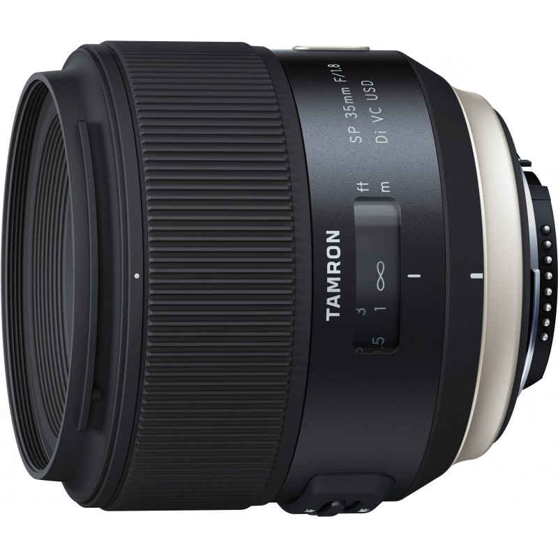 Tamron SP 35мм f/1.8 Di VC USD объектив для Nikon